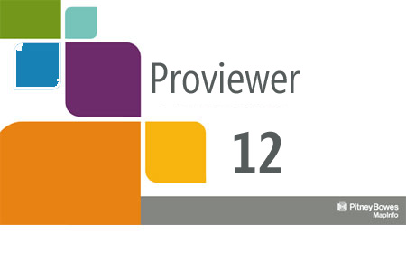 MapInfo ProViewer 12