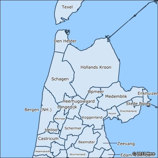 Nederland Gemeenten
