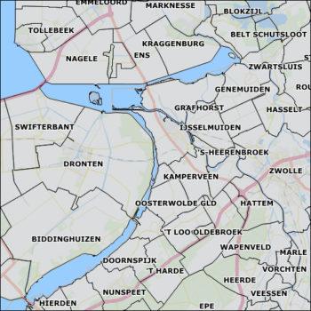 NL_Woonplaatsen