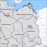 Duitsland Bundeslaendern