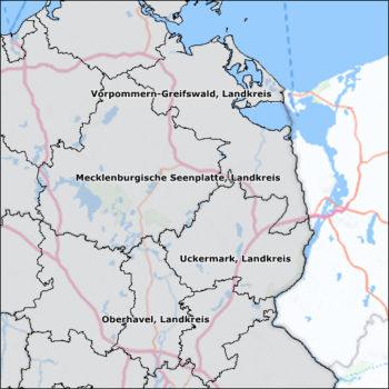 Duitsland Kreise
