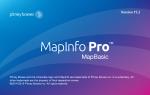MapBasic trial