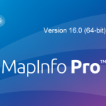 Download MapInfo Pro 16
