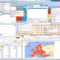 MapInfo Excel