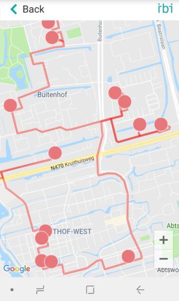IBI Route