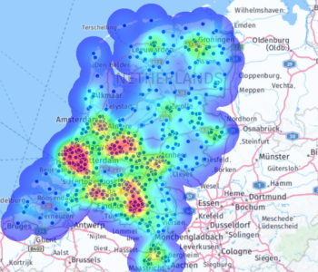 E-Maps Heatmap
