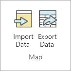 imprt export excel