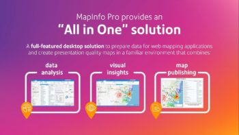 MapInfo Pro 2019 All in One