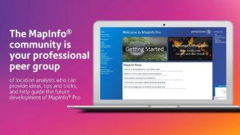 MapInfo Pro 2019 Community