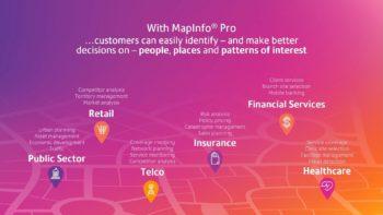 MapInfo Pro 2019 Identify