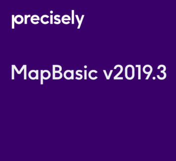 Precisely_MapInfo_2019x
